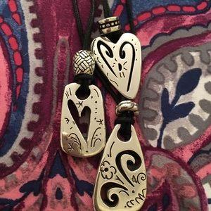 Brighton heart ❤️ necklace ❤️💕💕❤️❤️